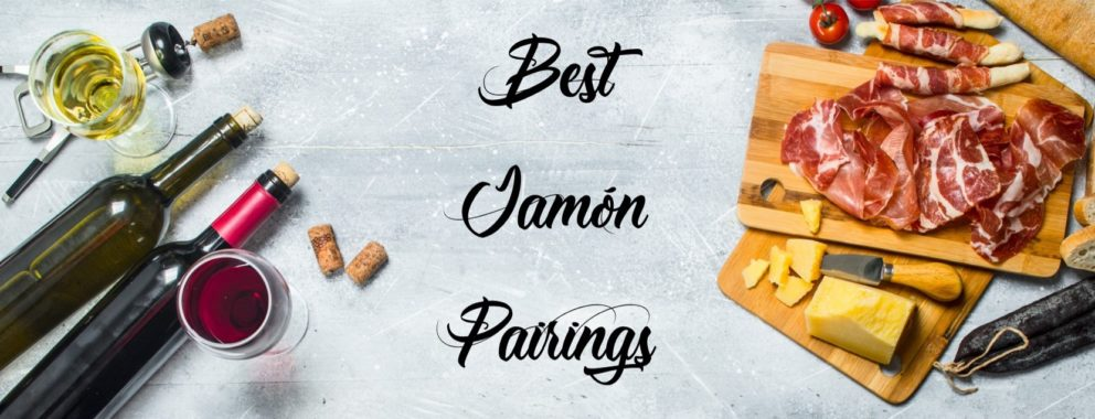 The Best Wines to Pair with Jamón Ibérico