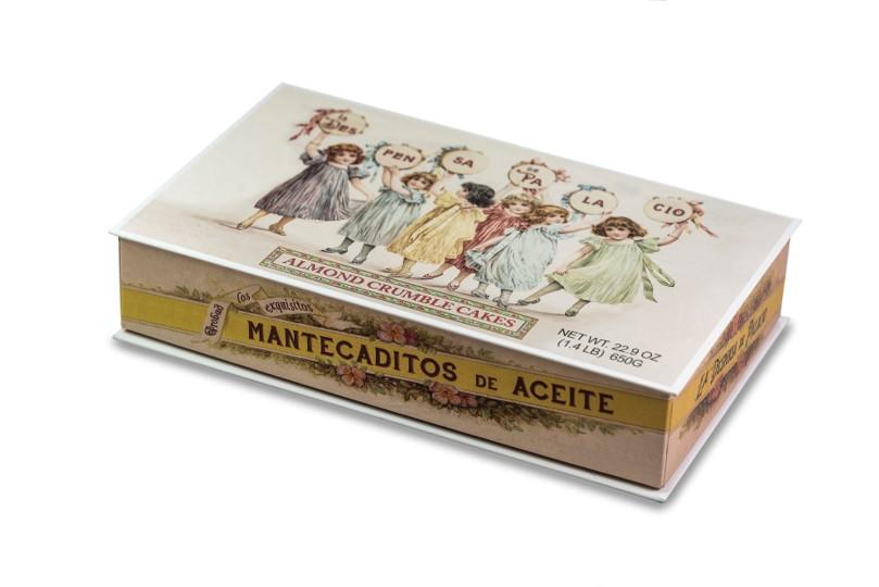 Mantecados de Aceite