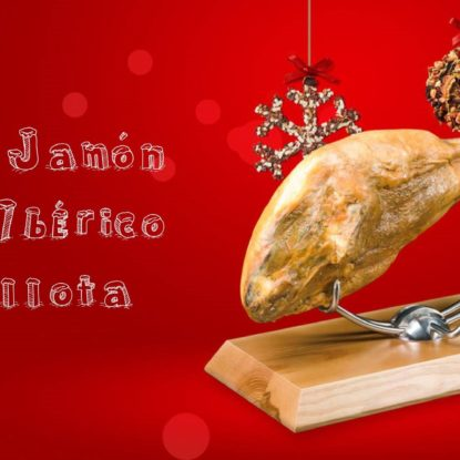 Whole Jamon 100% Iberico de Bellota