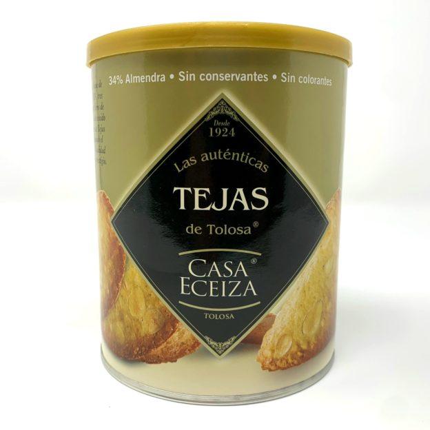 Tejas de Tolosa - Delicious Almond Based Snack