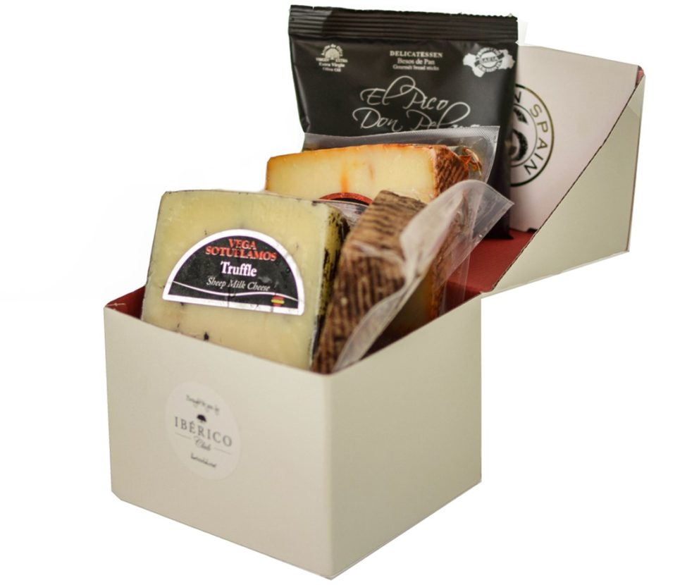 Spanish Cheeses with Truffle Bundle | Quesos de Obejas Españolas