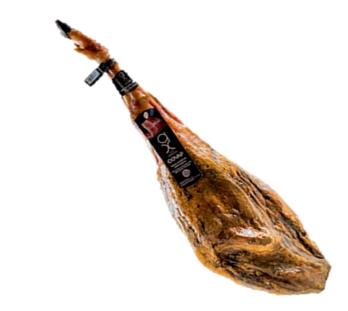 Whole Jamón de Bellota 100% Ibérico + Carving Kit | 16LB