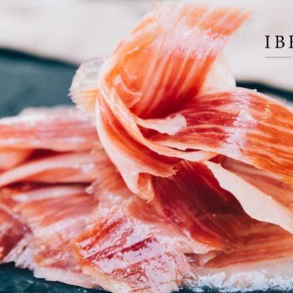 Sliced Spanish Pata Negra Ham