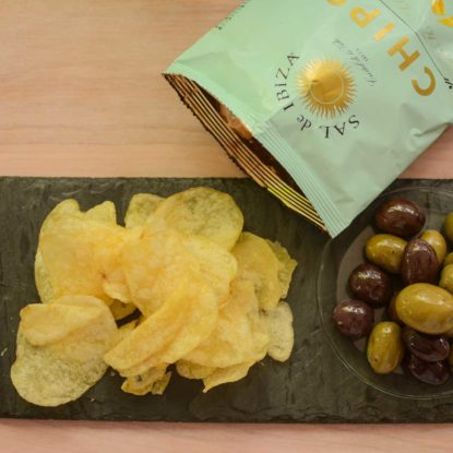 Premium chips from Spain