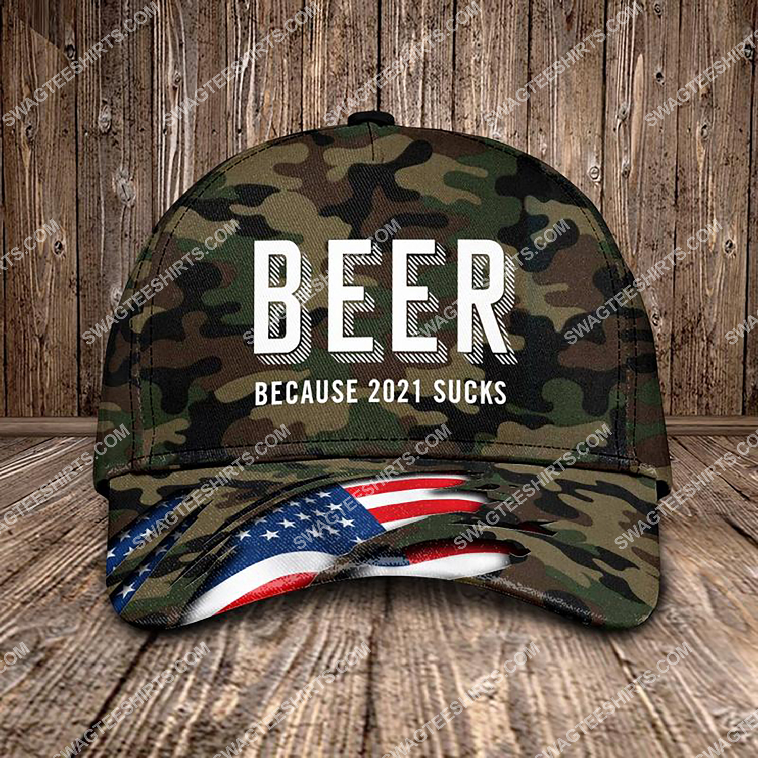 beer because 2021 sucks all over printed classic cap 3 - Copy (3)