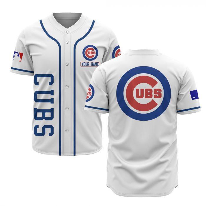 custom name chicago cubs baseball shirt 1
