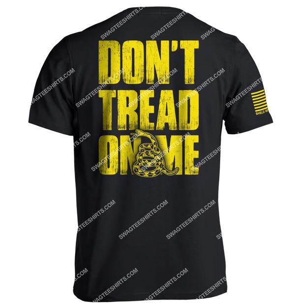 don't tread on me political shirt 3