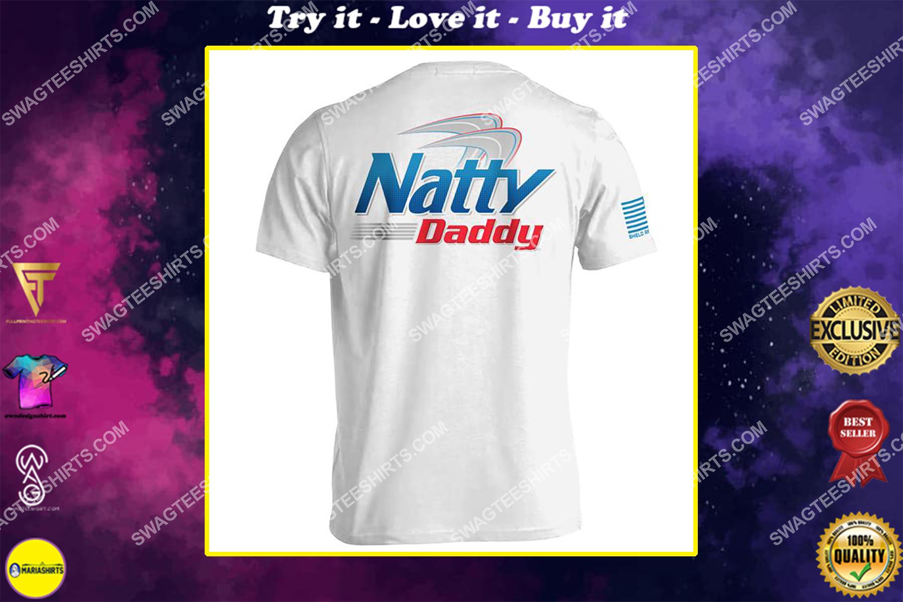 fathers day natty daddy full print shirt