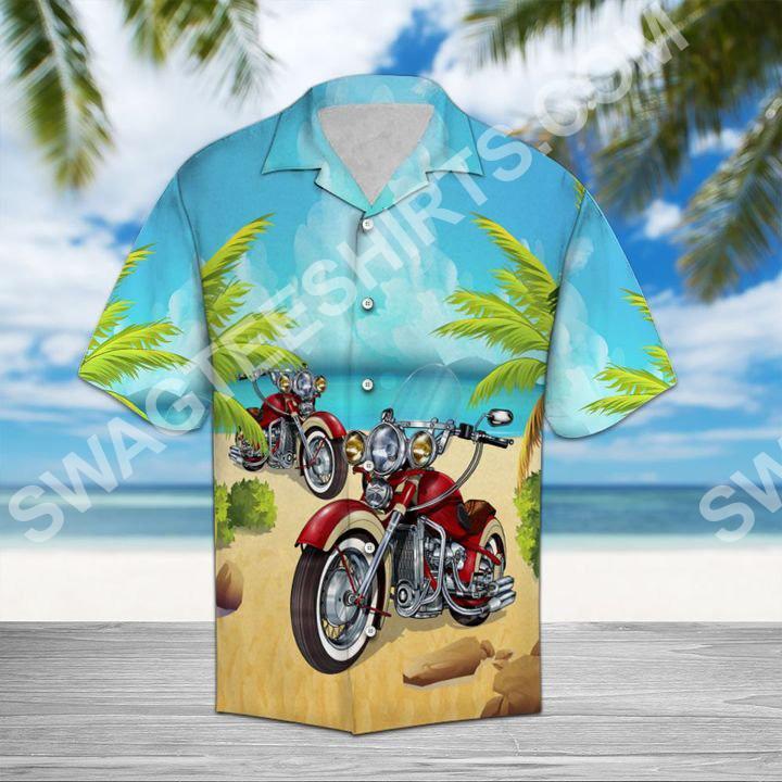 motorcycles aloha all over printed hawaiian shirt 2(1)