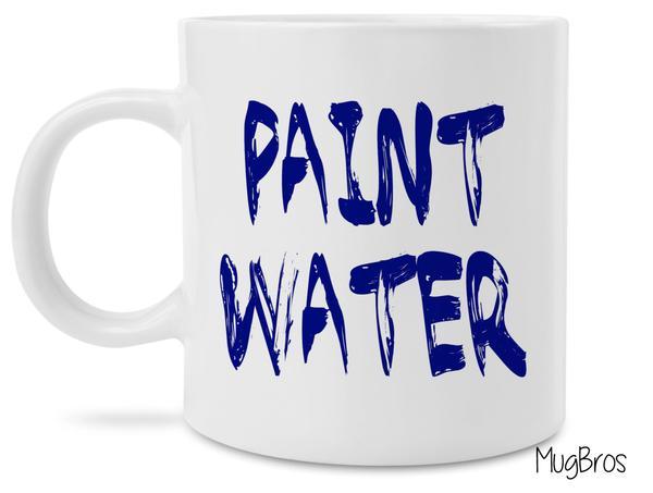 paint water watercolor art coffee mug 2