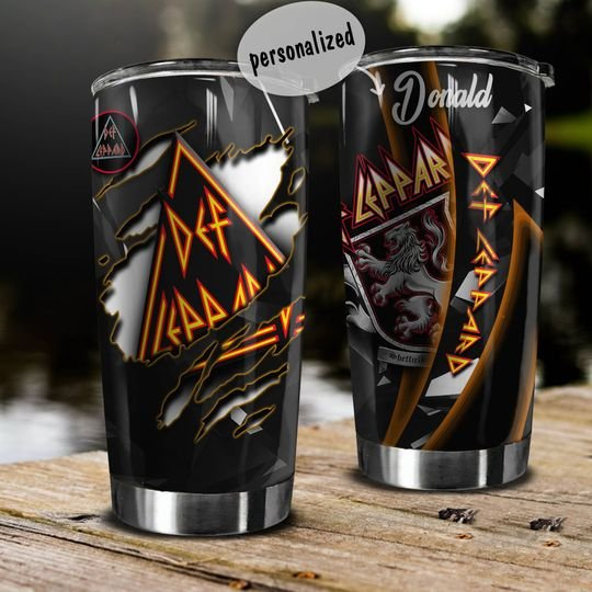 personalized name def leppard rock band tumbler 1 - Copy (2)