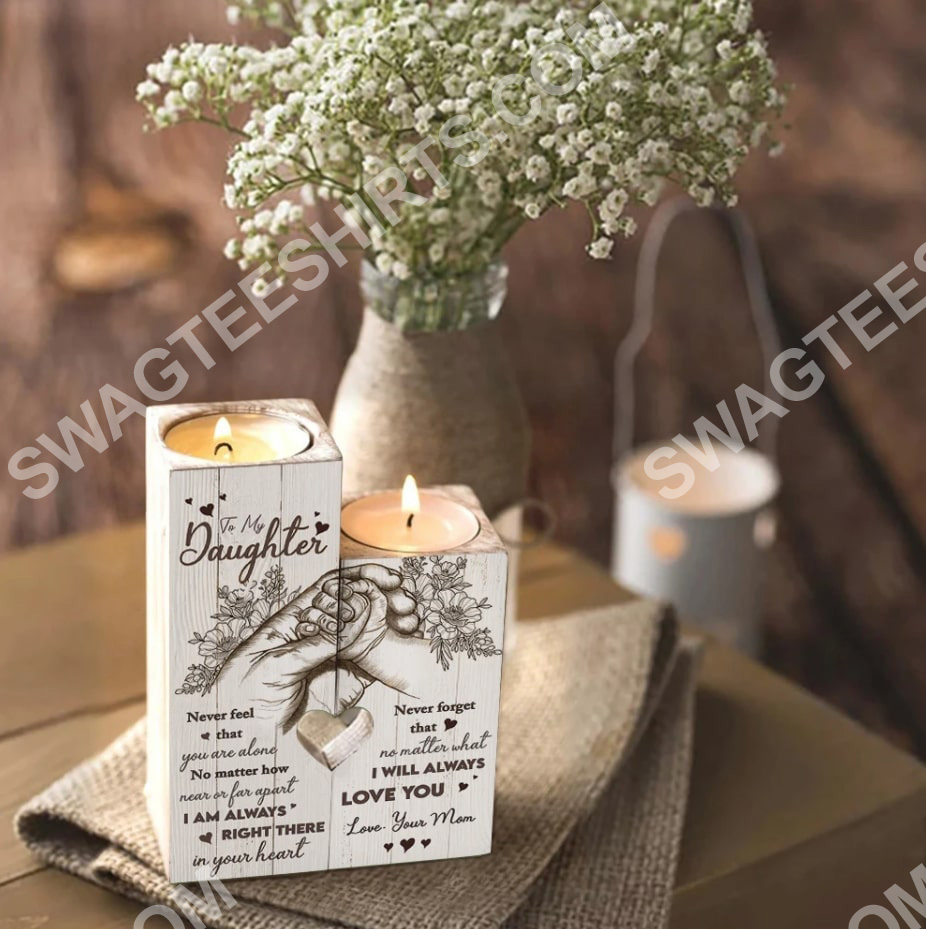 to my daughter i will always love you your mom candle holder 3(1)