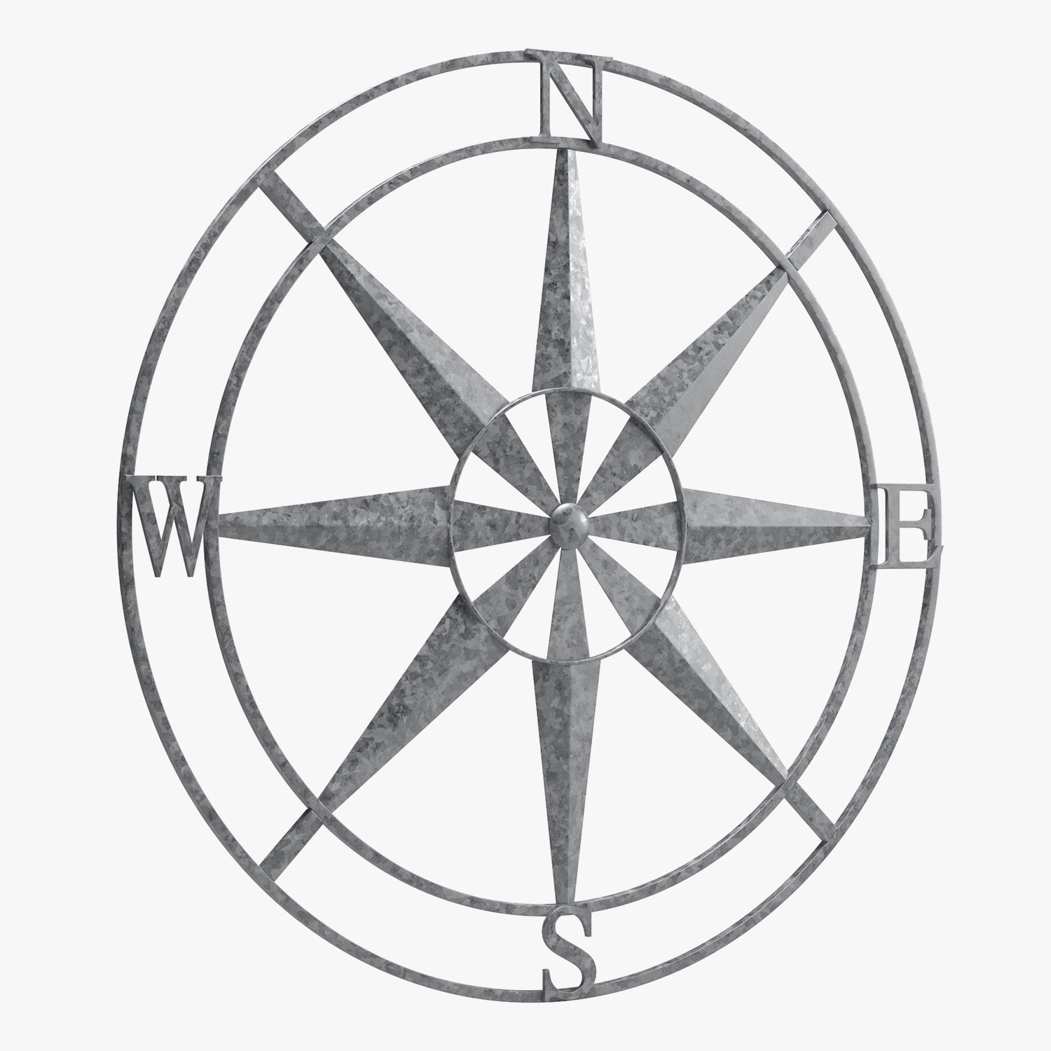 Compass Wall Decor - iMeshh