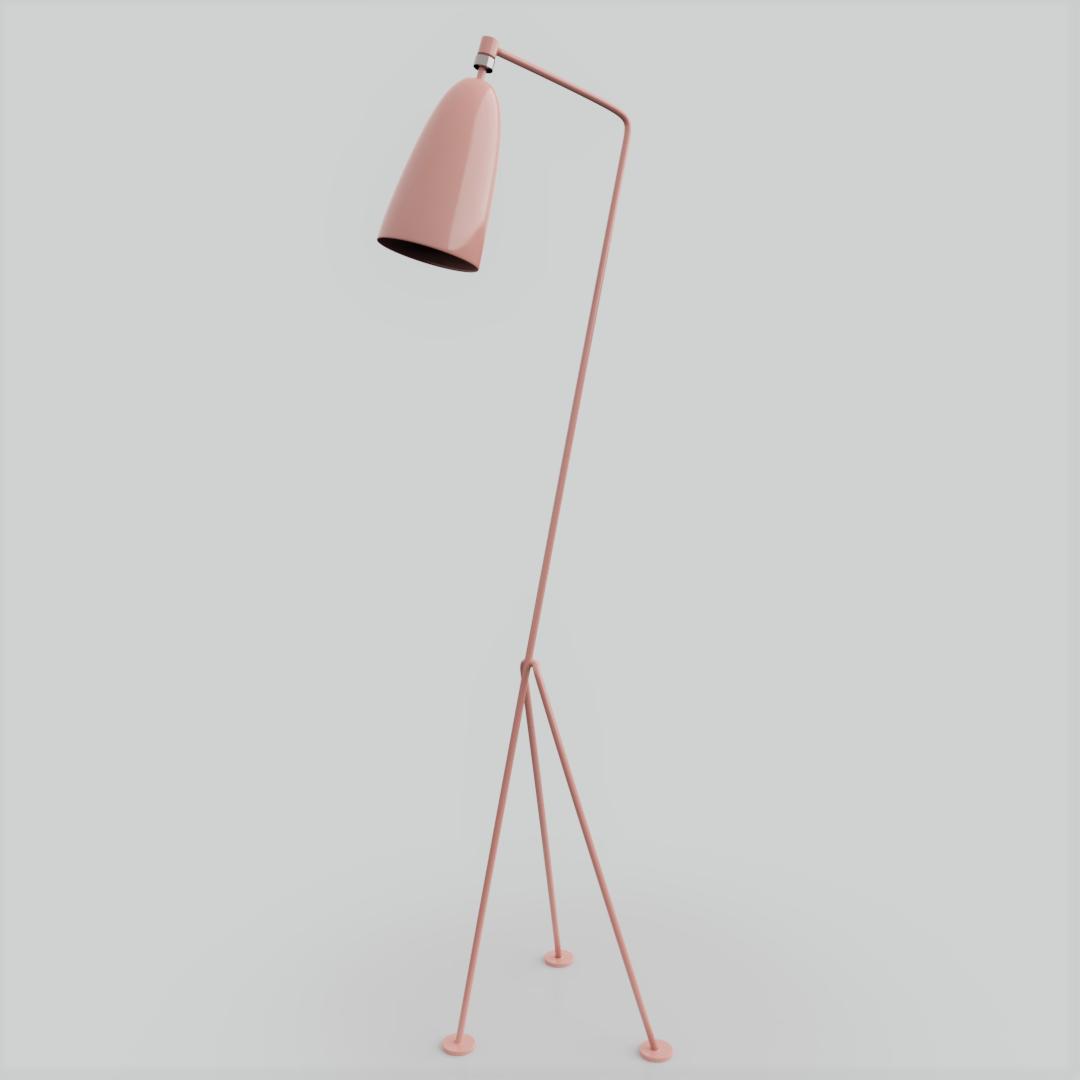 Grasshopper Style Lamp – iMeshh