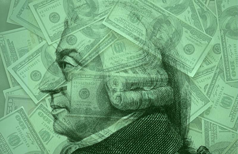 Como o desenvolvimento econômico proporcionou a riqueza das nações?