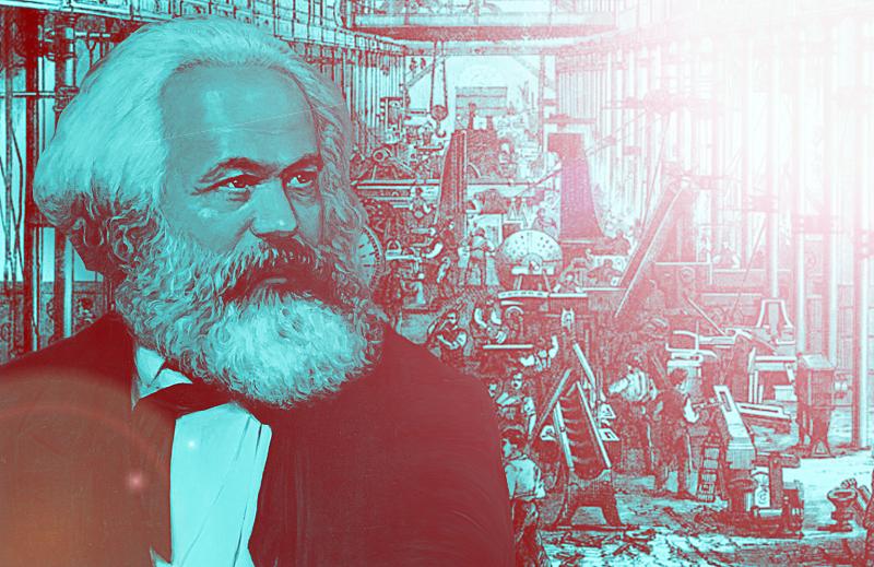 Até mesmo Karl Marx reconheceu o sucesso do capitalismo
