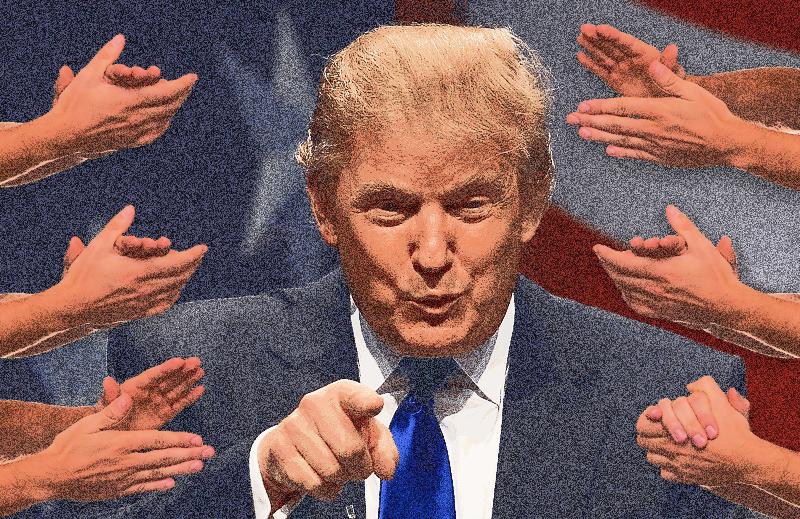 O apoio dos liberais brasileiros a Trump