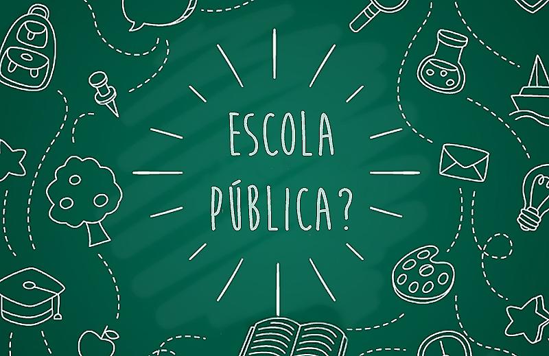 A falácia da educação pública, gratuita e de qualidade
