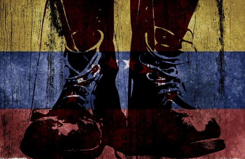 Quem apoiou a ditadura na Venezuela?