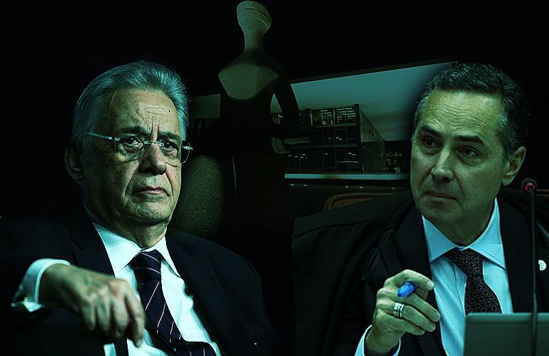 Qual a democracia de Barroso e FHC?