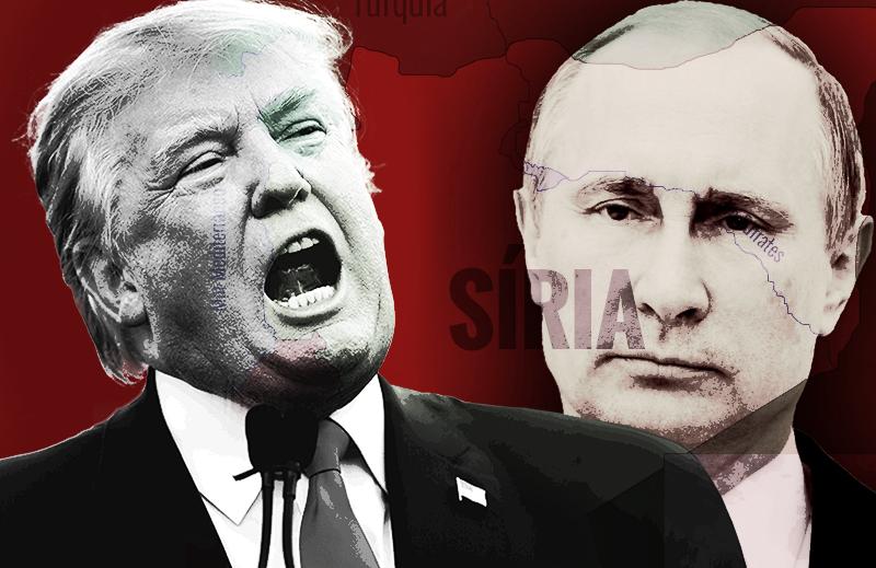 Considerações sobre o ataque americano na Síria