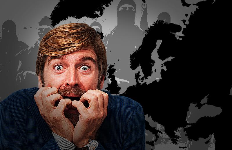 Por que os europeus estão destruindo a Europa?