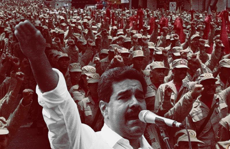 Precisamos falar sobre o desarmamento na Venezuela