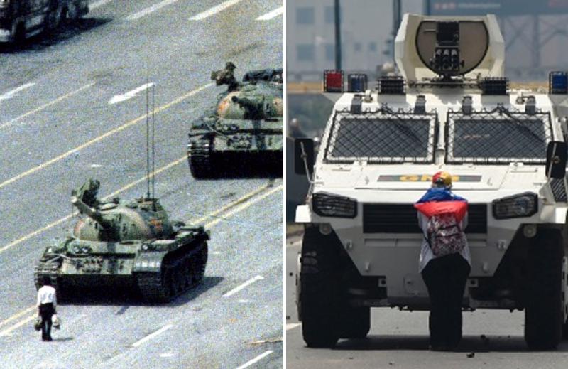 Os jovens e o Estado: a China de 1989 e a Venezuela atual