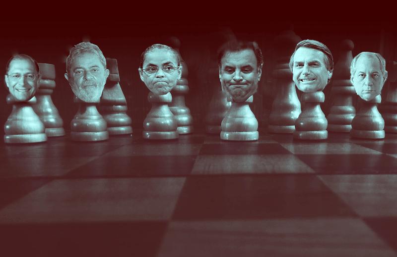 As regras do jogo do processo eleitoral brasileiro