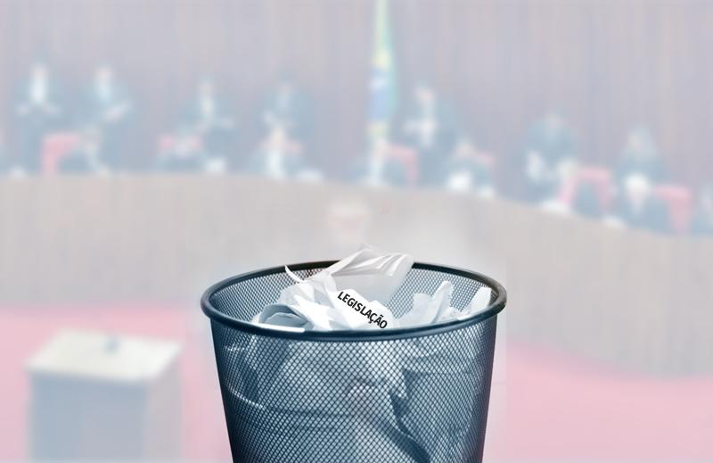 Por que o TSE jogou a legislação no lixo? Afinal, para que serve o TSE?