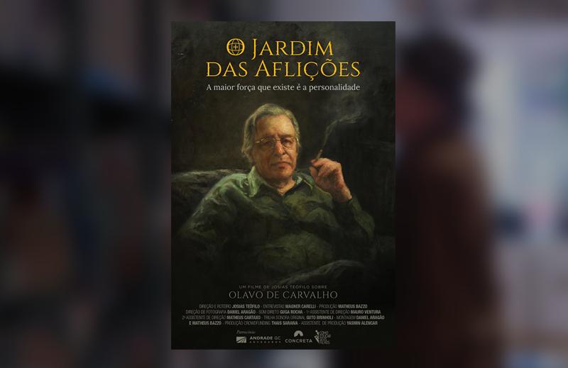 """O fascismo de esquerda e o boicote ao filme """"O Jardim das Aflições"""""""