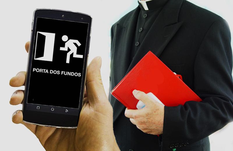 Associação católica processa Porta dos Fundos: não seria exagero?
