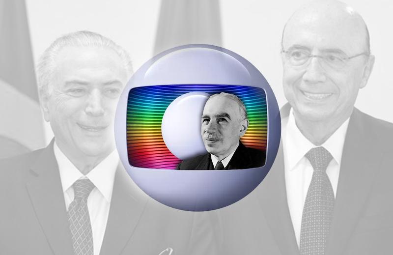 """Globo apoia aumento de impostos e inflação: esta é a mídia golpista """"de direita""""!"""
