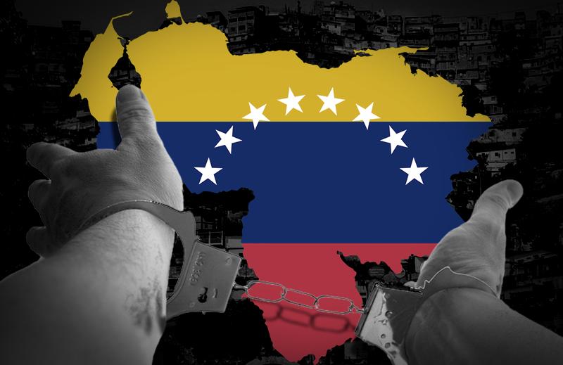 A ditadura venezuelana tem que ser derrubada, custe o que custar