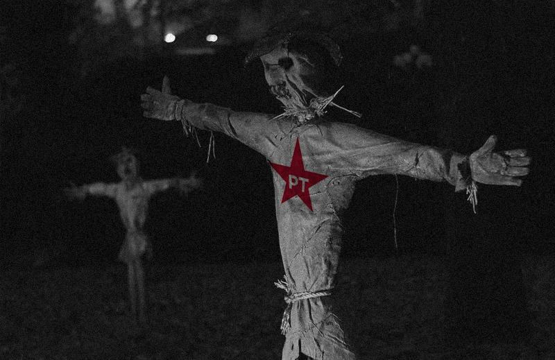 O espanto do espantalho