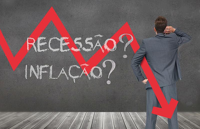 Recessão, inflação e (dificuldade de estabelcer) causalidade em macroeconomia