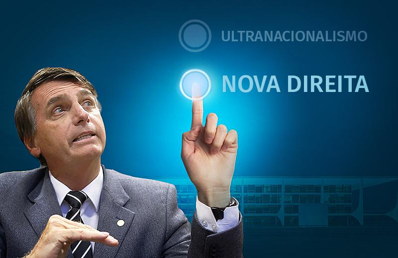 """Jair Bolsonaro e a """"Nova Direita"""": uma questão de escolha"""