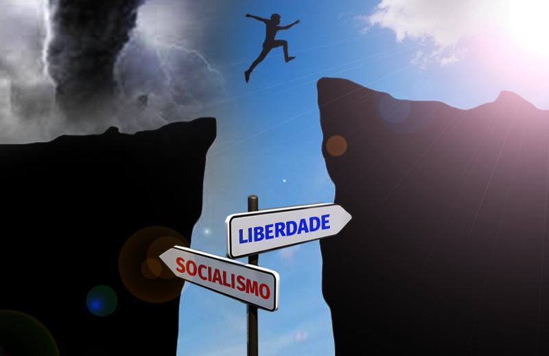 Desafio aos socialistas