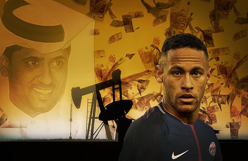 O preço do passe e o salário de Neymar NÃO são frutos de um livre mercado