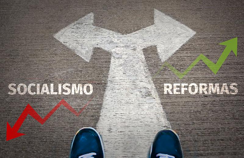 2018 será decisivo: Brasil vai seguir nas reformas ou vai voltar a apontar para a Venezuela?