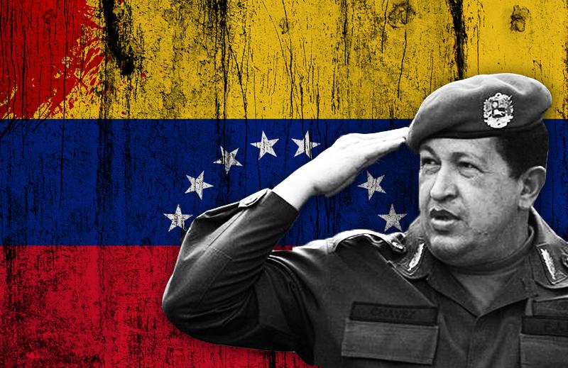 Uma breve nota sobre a Venezuela