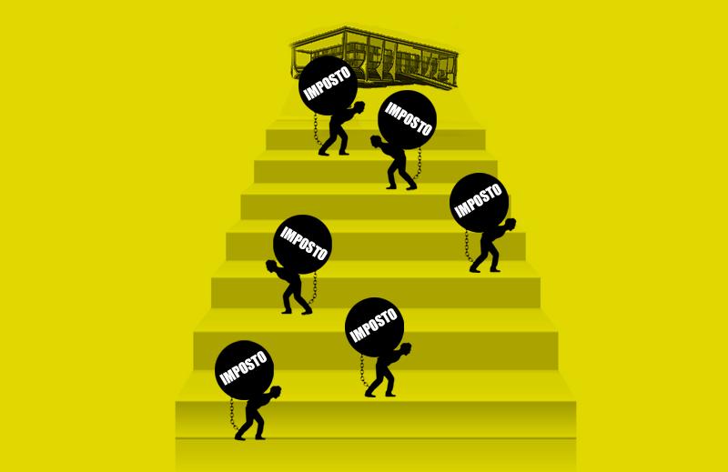 Quer diminuir as desigualdades? Antes de tirar dos ricos, comece a pensar em reduzir os impostos sobre os pobres