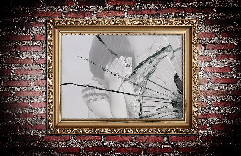 Hipocrisia e Arte: Narciso acha feio o espelho