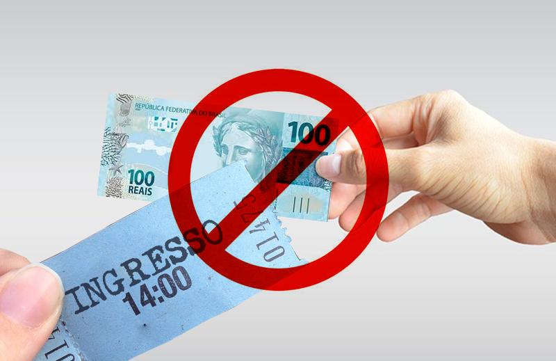 Por que criminalizar a venda de ingressos por cambistas é um erro?