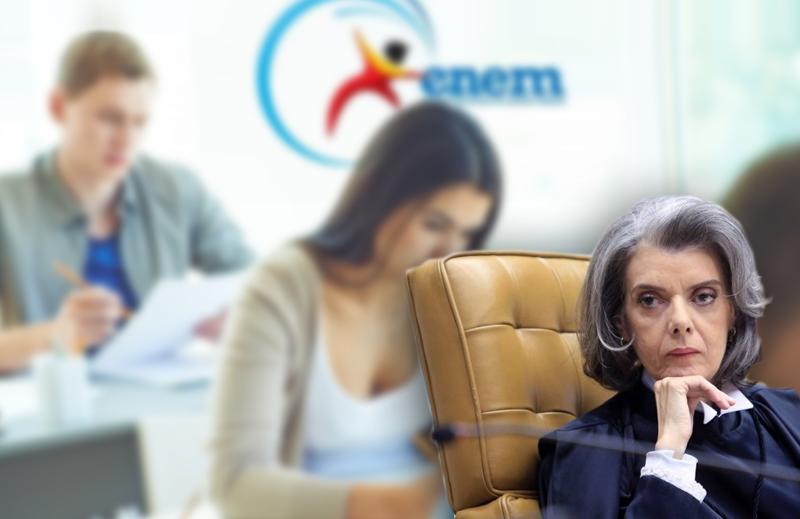 Ministra Cármen Lúcia decidiu a favor do Escola Sem Partido na prova do ENEM?