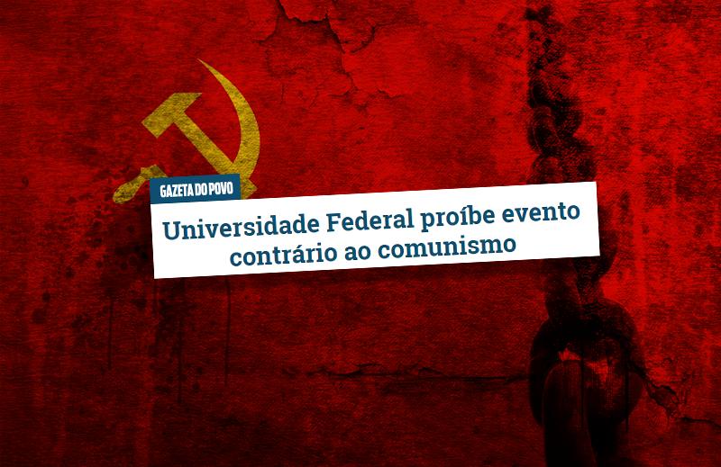 """Fascismo ao extremo: esquerda quer cancelar evento """"Semana Vítimas do Comunismo"""""""