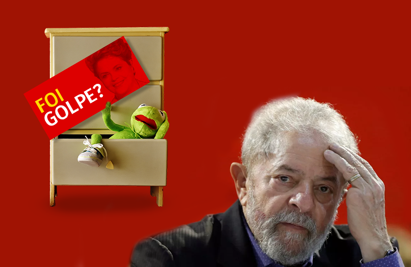 """PT vai ignorar o discurso de """"foi golpe"""" de olho em 2018"""
