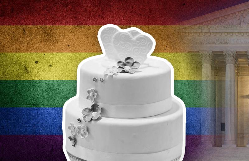 Por que um confeiteiro e um casal gay foram parar na Suprema Corte americana?