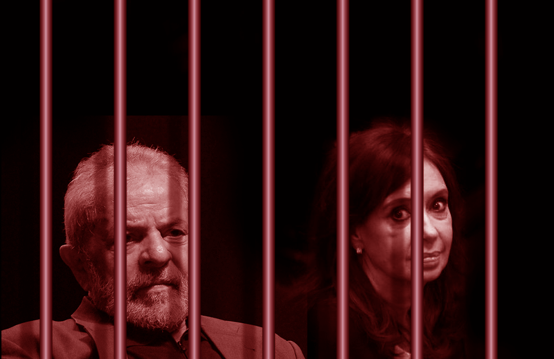 Cristina Kirchner, os petistas e a justiça