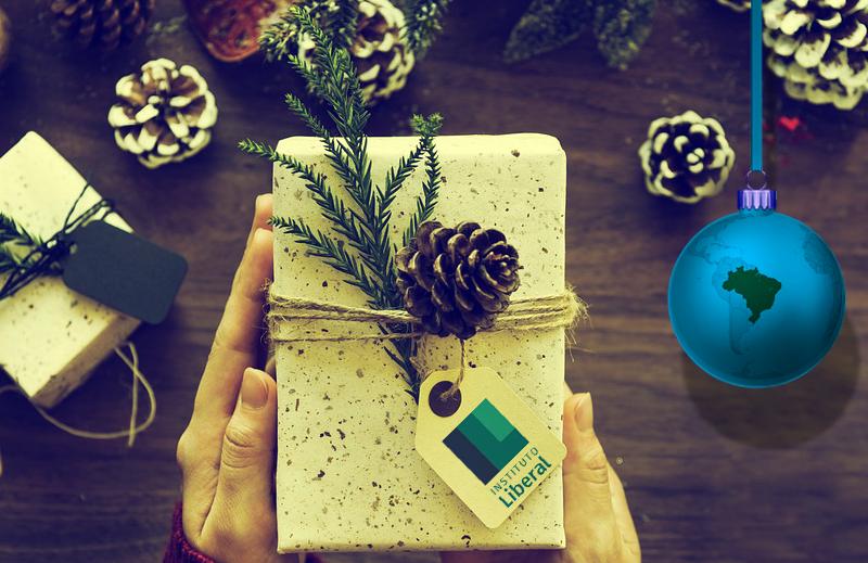 Feliz Natal e um próspero ano novo, Brasil!